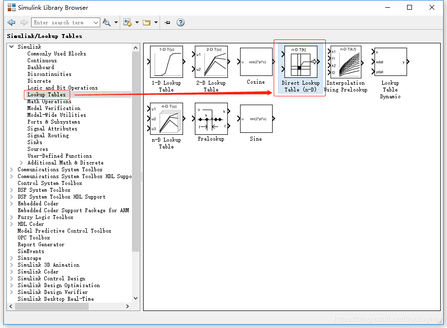 Simulink modeling and simulation study notes N-dimensional