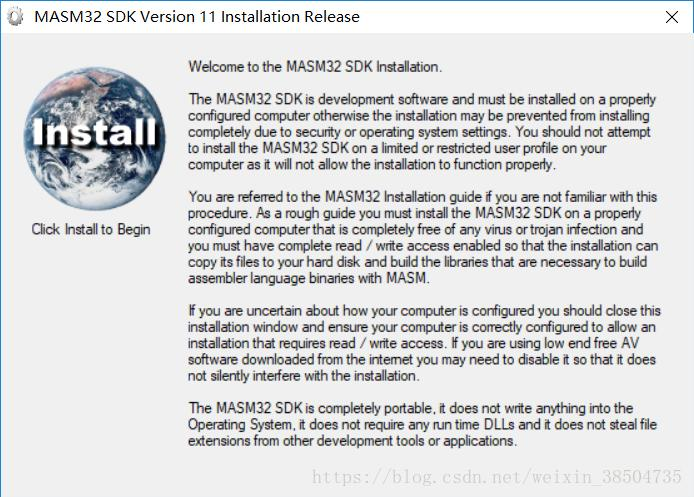 Building a compilation development environment in win10 environment