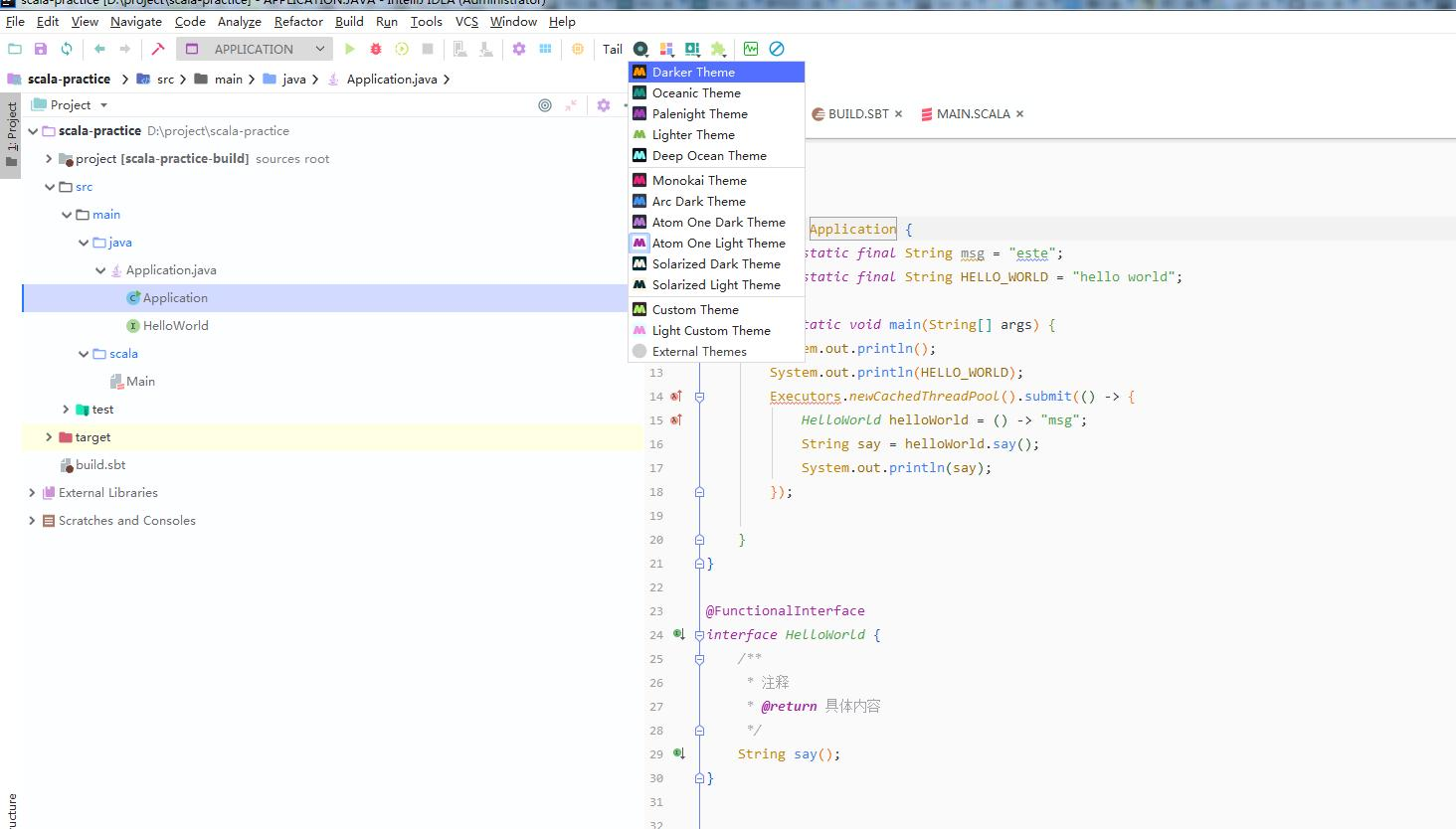 Intelij configuration upgrade - Programmer Sought