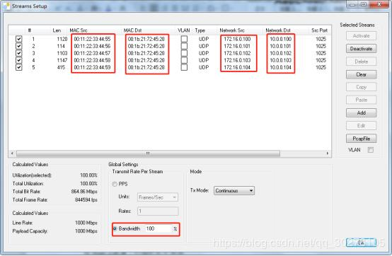 Network performance test tool MiniSMB - how to test ip speed