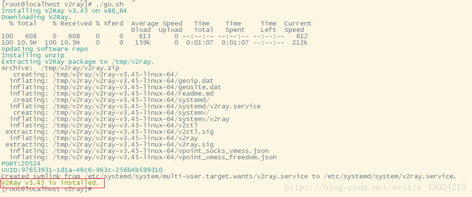 Build your own v2ray server - Programmer Sought