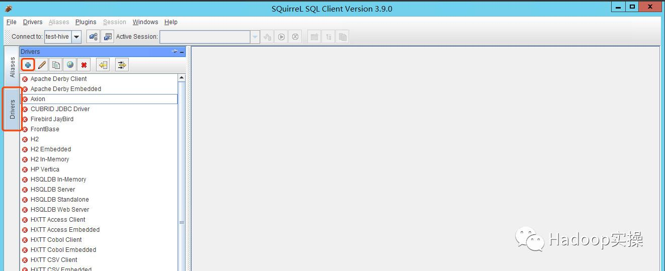 0459-How to use SQuirreL to connect CDH's Hive via JDBC (method 1