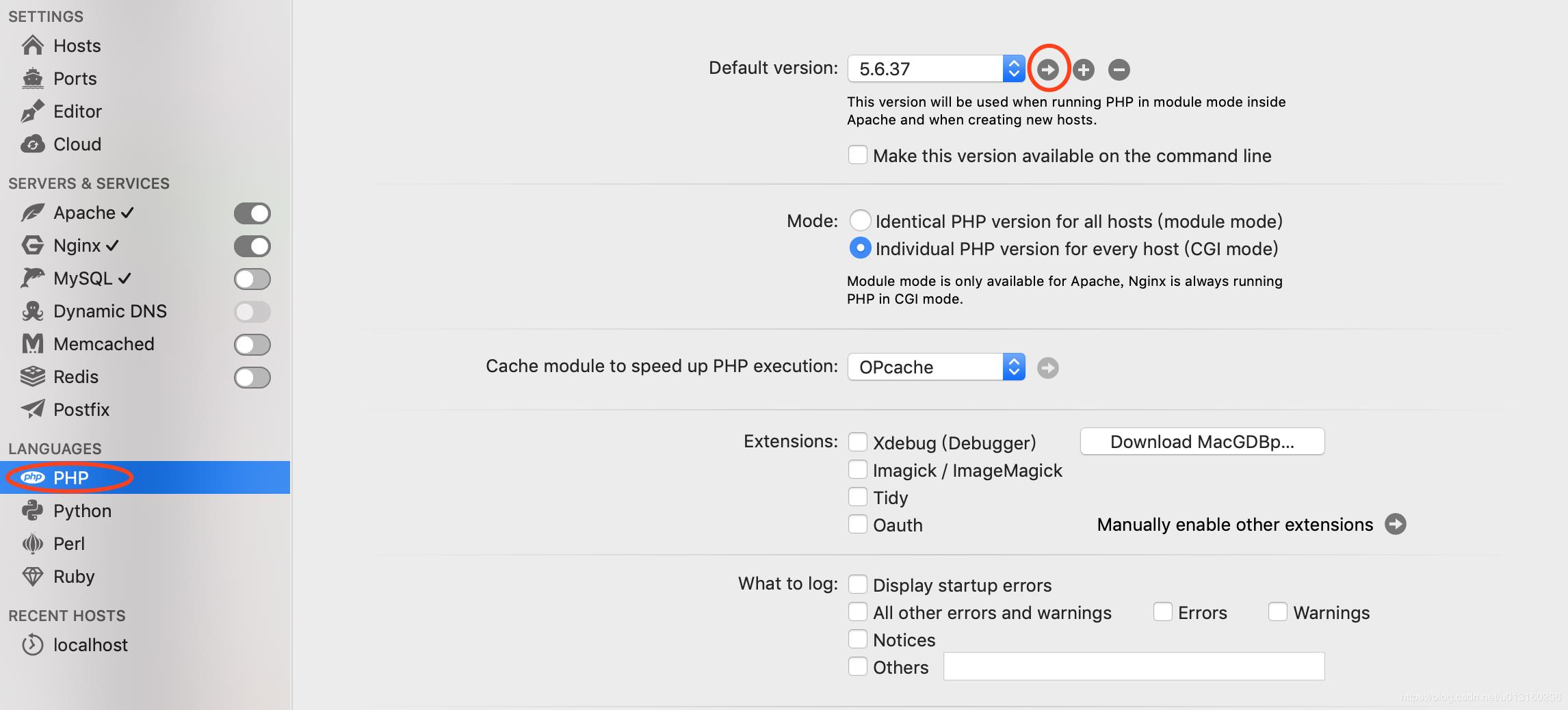 Mac MAMP PRO compile and install PHP Pcntl extension