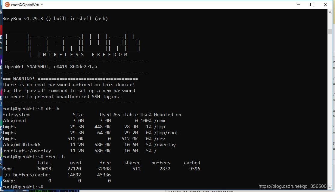 Compile OpenWrt for mt7620a - Programmer Sought