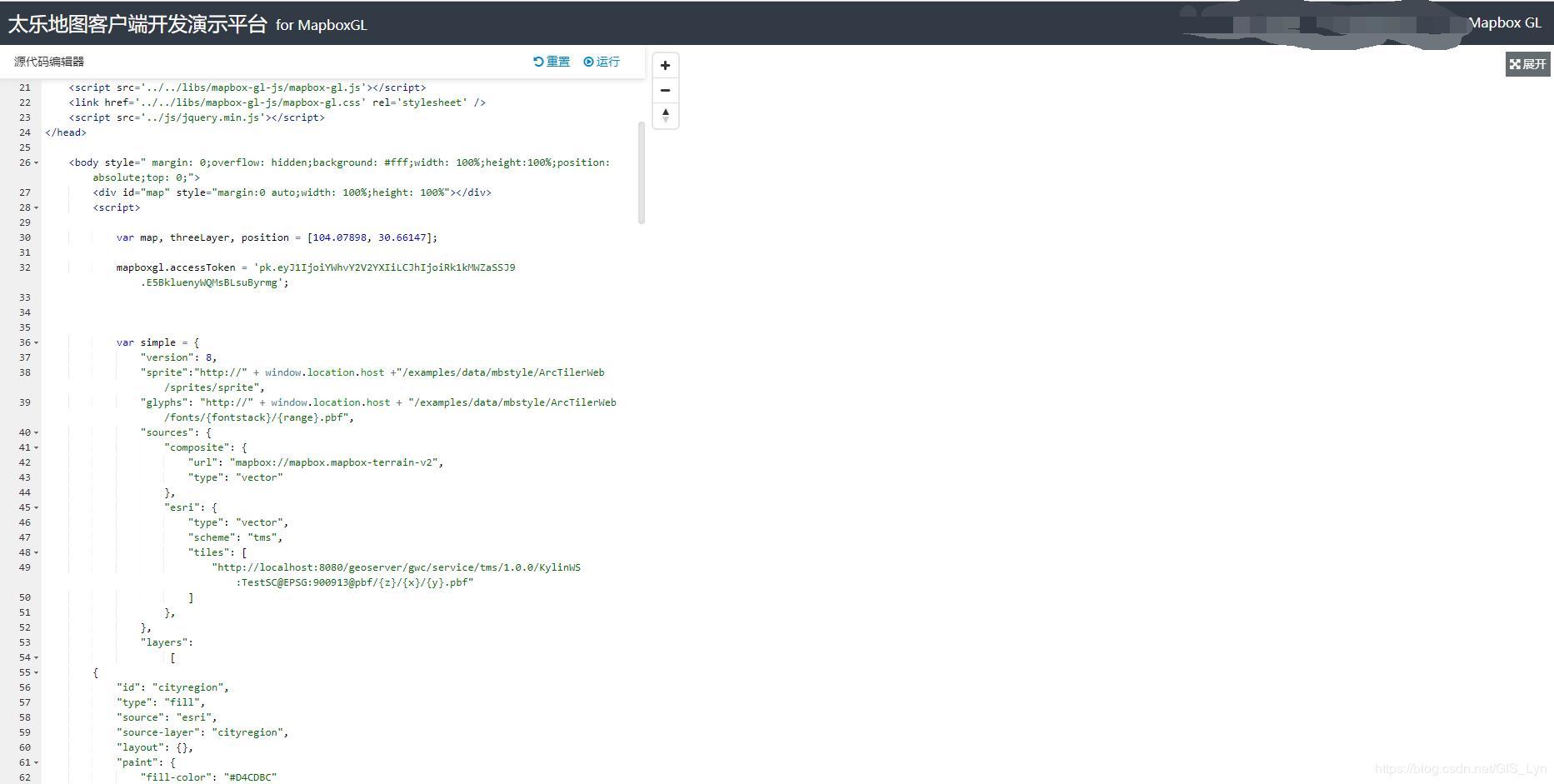 Geoserver cross-domain ultimate solution - Programmer Sought