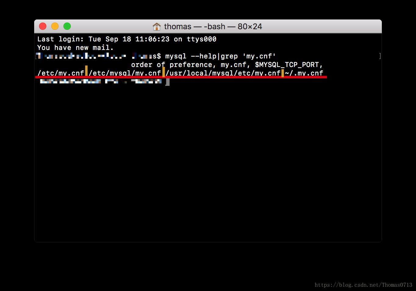 Set mysql path in mac download