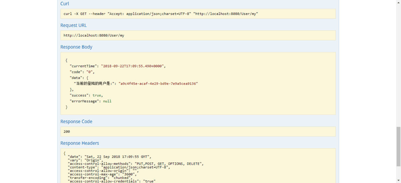 Annotation-based user permission intercepts Spring