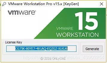 vm workstation pro 15