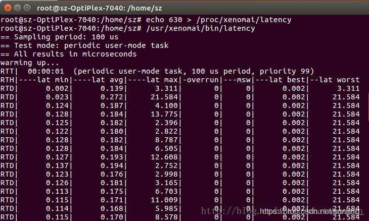 Xenomai3 0 5+Linux4 9 24 installation and configuration - Programmer