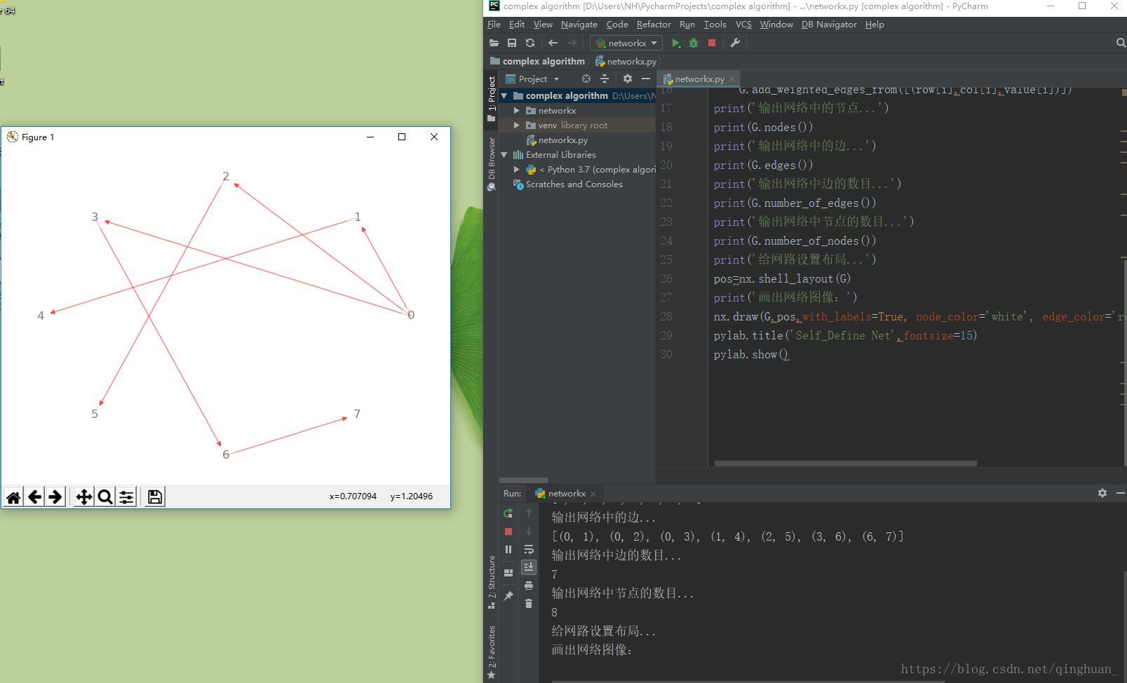 Resolve AttributeError: module 'networkx' has no attribute