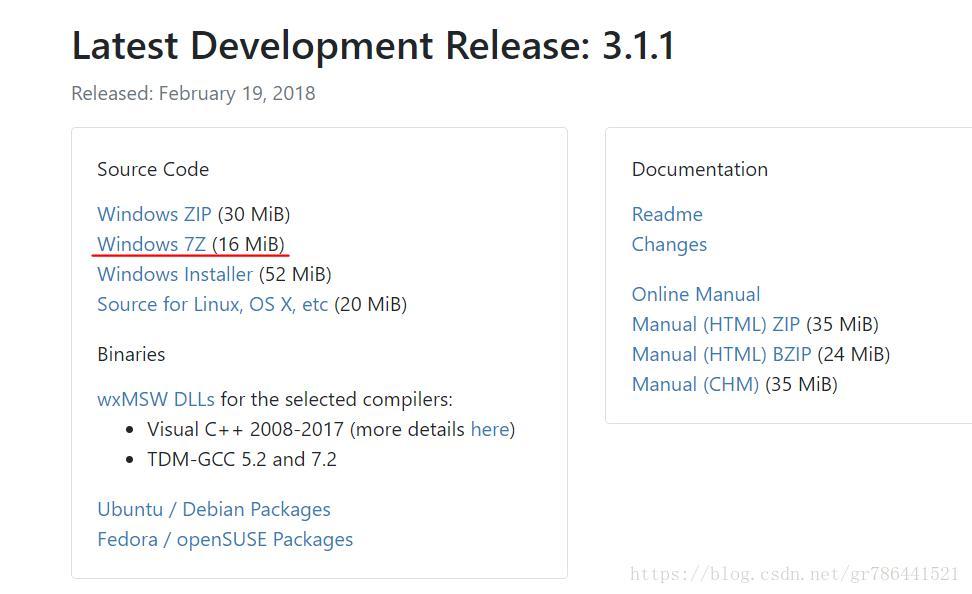 Install wxWidgets-3 1 1 under vs2017 - Programmer Sought