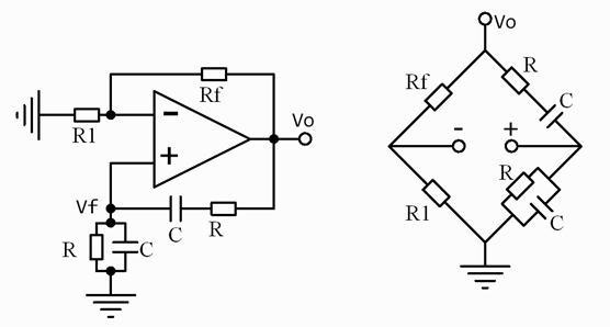 electronic design tutorial 33  rc sinusoidal oscillation