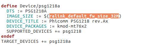 Mtk7620 (Fixon K2) openwrt 18 06 1 firmware hard change Winbond