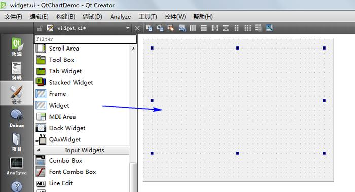 Charting under Qt - QtCharts version - Programmer Sought